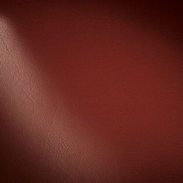 Polster PVC Kunstleder Farbe Bordeaux