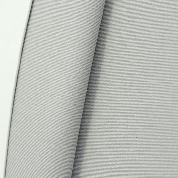 "Tischschoner / Tischpolster kaschiert ""Foam"" Farbe Hell-Grau"