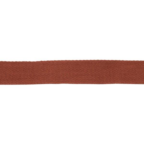 Gurtband Rost-Rot