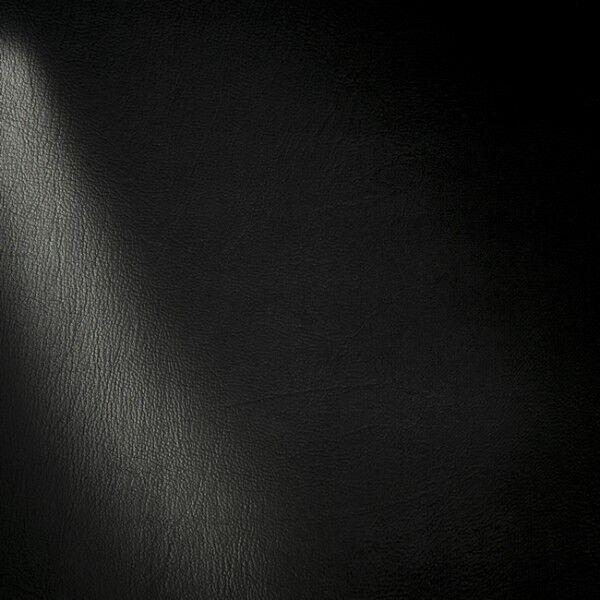 Polster PVC Kunstleder Farbe Schwarz
