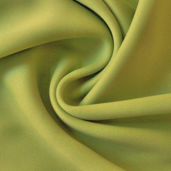 Verdunkelungs- Thermo Vorhangstoff Black Out Artikel Stockholm Farbe Lind-Grün