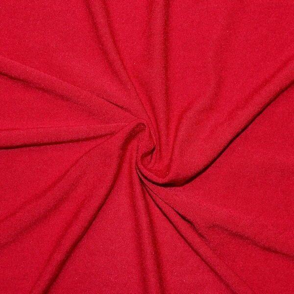 Viskose Stretch Jersey Rot