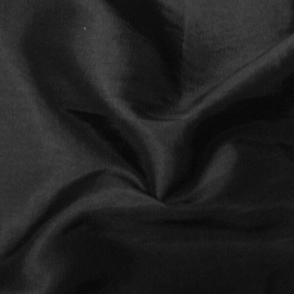 Kleider / Deko Taft Farbe Schwarz