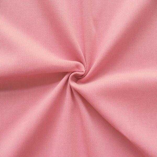 "100% Baumwolle Feincord Babycord ""Fashion Classic"" Farbe Rosa"