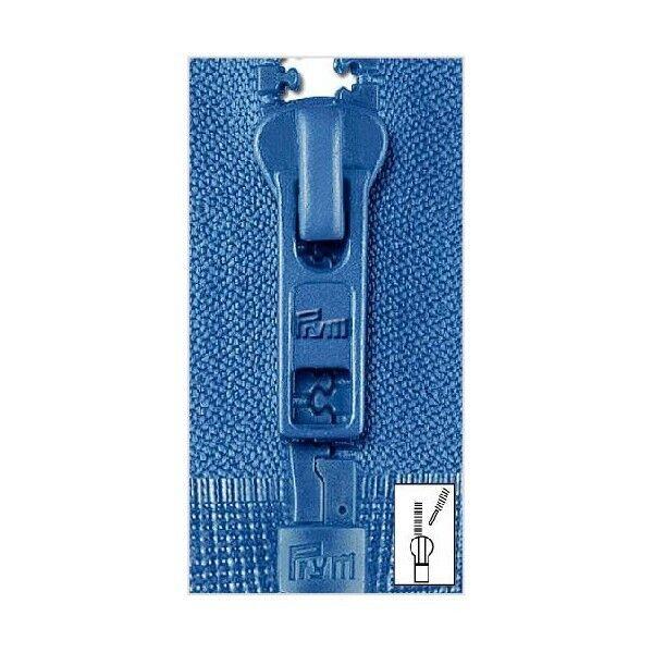 Reißverschluss S4 Profil teilbar 55 cm Fla - Farbe frei wählbar