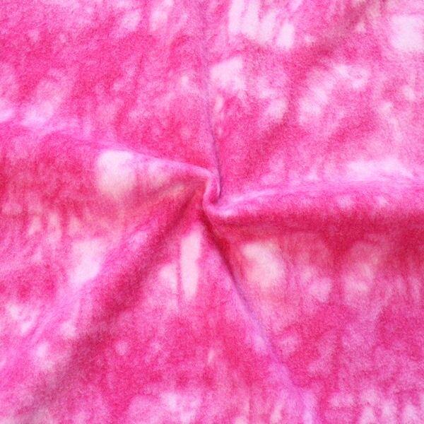 Polar Fleece Batik Optik Pink