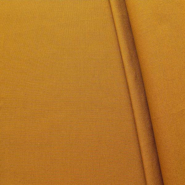 Baumwolle Canvas Curry-Gelb