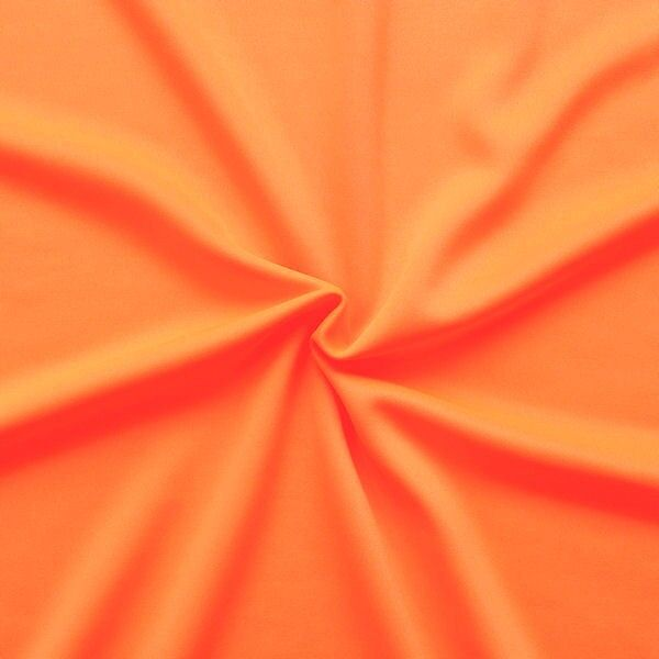 Bi-Stretch Slinky Radler Jersey Neon-Orange