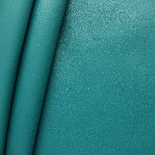 Polster PVC Kunstleder Farbe Petrol
