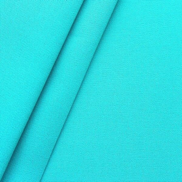 Markisen Outdoorstoff Türkis-Blau