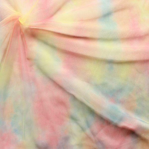 Soft Tüll Regenbogen Multicolor