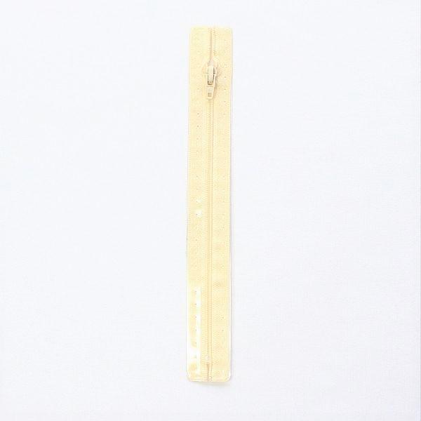 Reißverschluss S1 Typ 18 cm Elfenbein