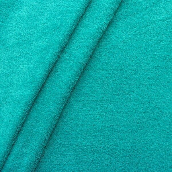 Wellness Fleece Farbe Petrol
