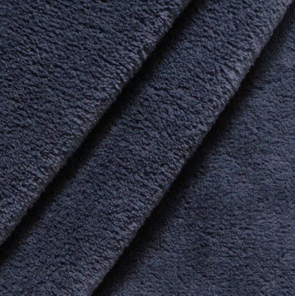 Wellness Fleece Dunkel-Blau
