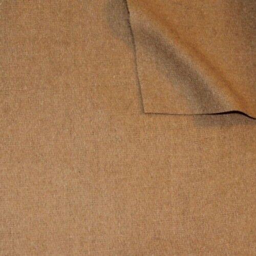 Wollfilz Farbe Hell-Braun