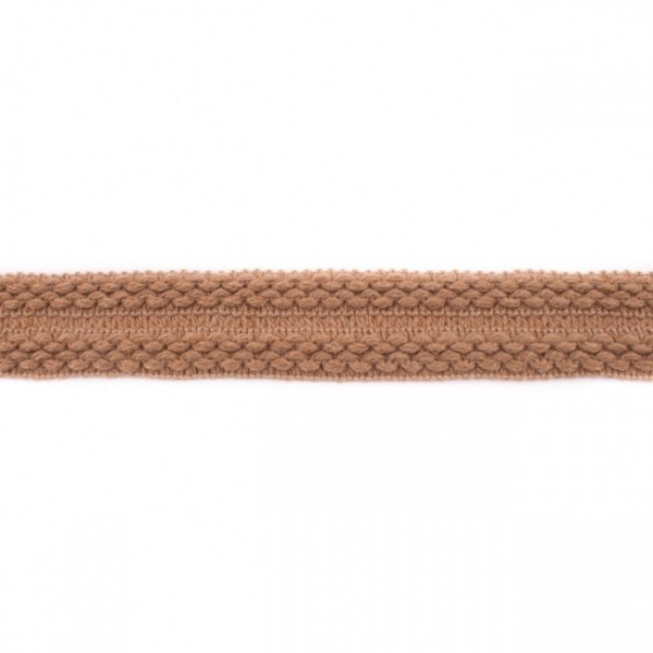 Falztresse 33mm Farbe Taupe