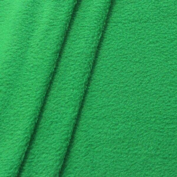 Polar Fleece Gras-Grün