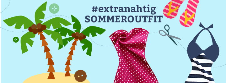 Top 10 Schnittmuster Sommeroutfit
