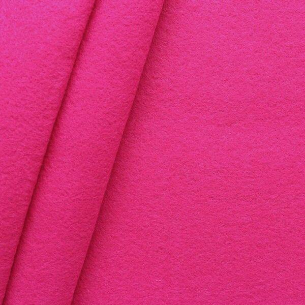 Bastel Filz Stärke 3,0 mm Breite 90 cm Farbe Pink