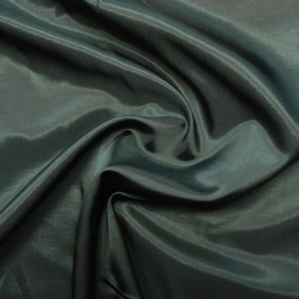 Acetat Taft Futterstoff Farbe Tannen-Grün