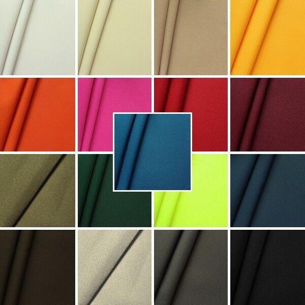 Musterkarte DIN A4 - Oxford Polyester Gewebe 600D wasserundurchlässig