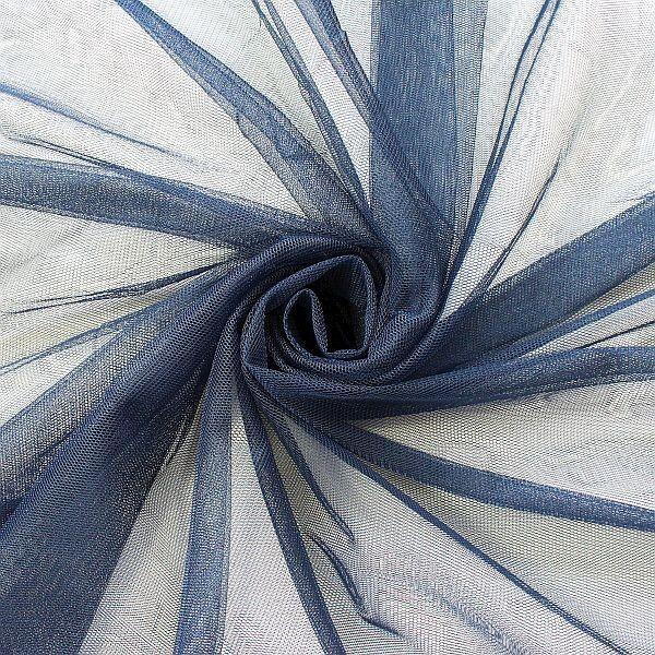 Braut Tüll Soft Touch Dunkel-Blau