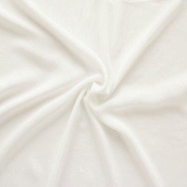 """Modestoff universal Artikel """"Peach"""" Farbe Creme-Weiss"""