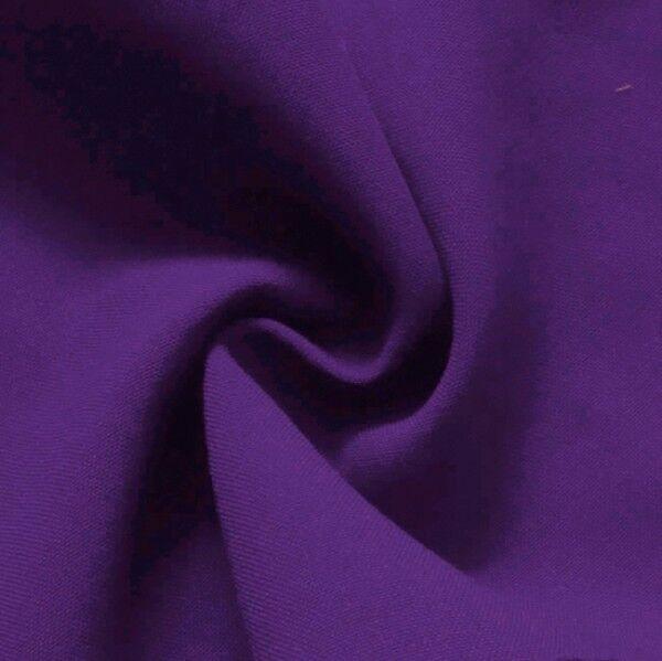 Modestoff / Dekostoff universal Artikel Power Stretch Farbe Lila