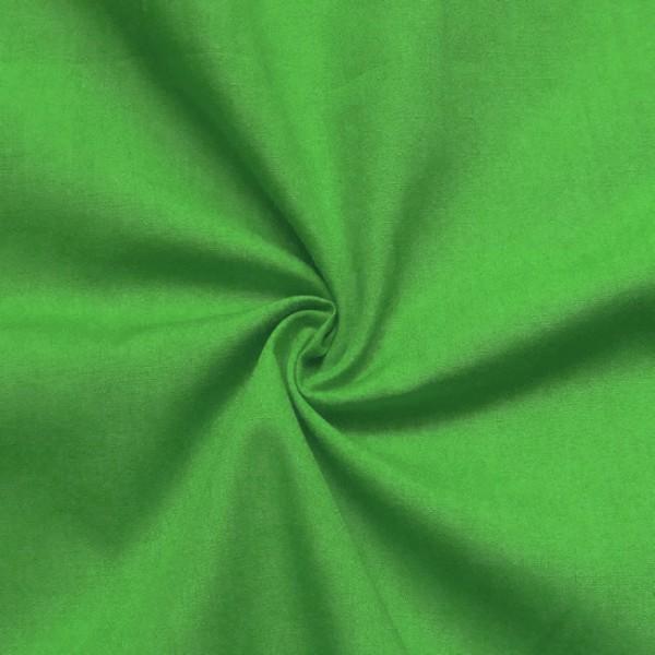 Baumwolle wie Batist Grün