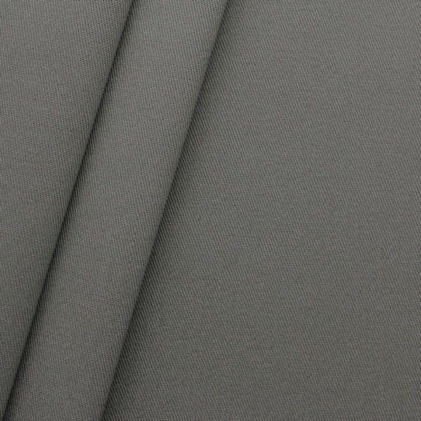 """100% Baumwoll Köper """"Fashion Standard"""" Farbe Mittel-Grau"""