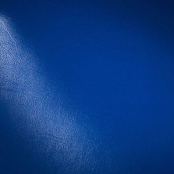 Polster PVC Kunstleder Farbe Royal-Blau