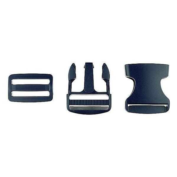 Steckschnalle Navy-Blau