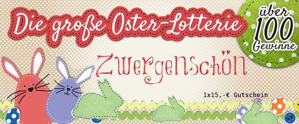 Stichtag mit Zwergenschön - Gutschein für die Osterlotterie