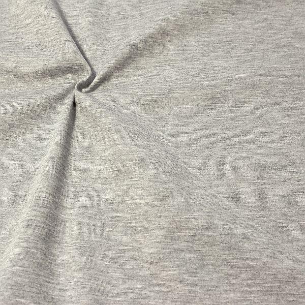 Romanit Jersey Hell-Grau meliert