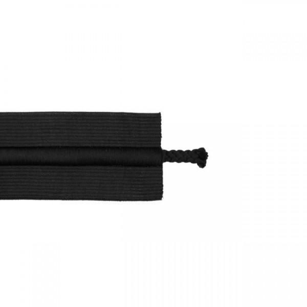 Taillen Kordelzug 50mm Farbe Schwarz