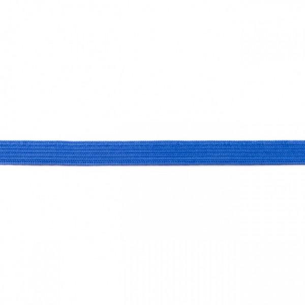 2m Elastikband Breite 10mm Farbe Royal-Blau
