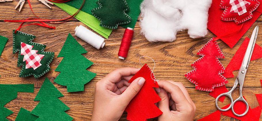 Top 10 Für Selbst Genähte Weihnachtsdeko Stoffkontor Eu