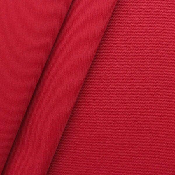 """100% Baumwoll Köper """"Fashion Standard"""" Farbe Rot"""