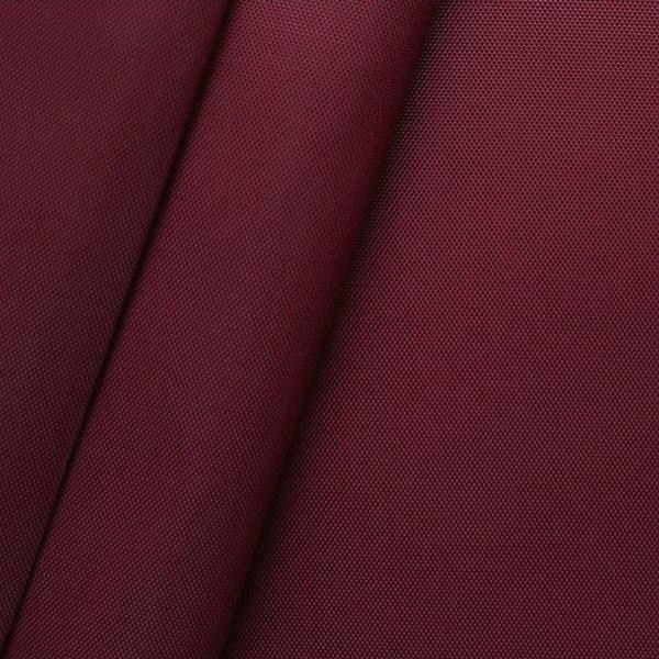Oxford Polyester Gewebe 300D Farbe Bordeaux