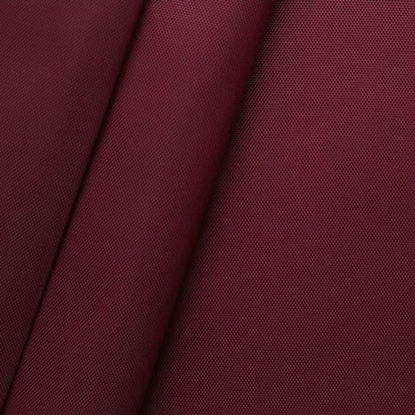 Oxford Polyester Gewebe Bordeaux