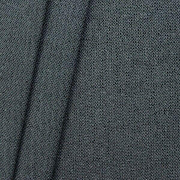 Polster- Möbelstoff Artikel Livento Leinen-Baumwolle Optik Farbe Anthrazit