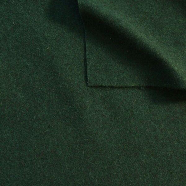Wollfilz Farbe Dunkel-Grün