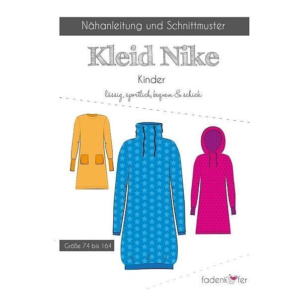 Schnitt Kleid Nieke Kinder