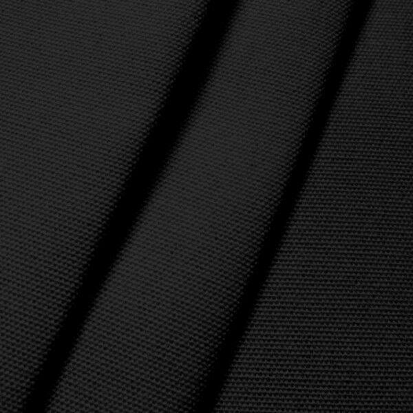 Markisen Outdoorstoff Breite 160cm Farbe Schwarz
