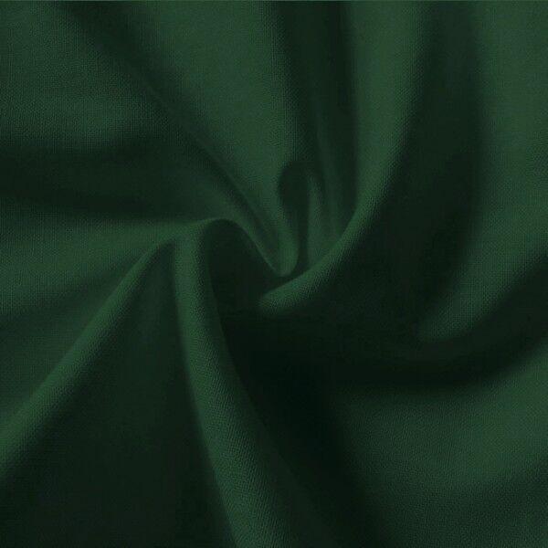 100% Baumwolle Fahnentuch Farbe Tannen-Grün