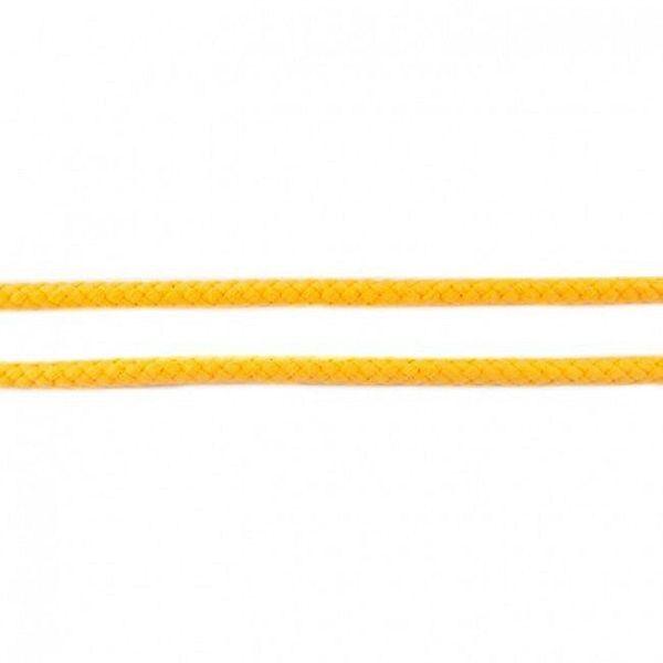 Baumwollkordel 8mm Farbe Gelb