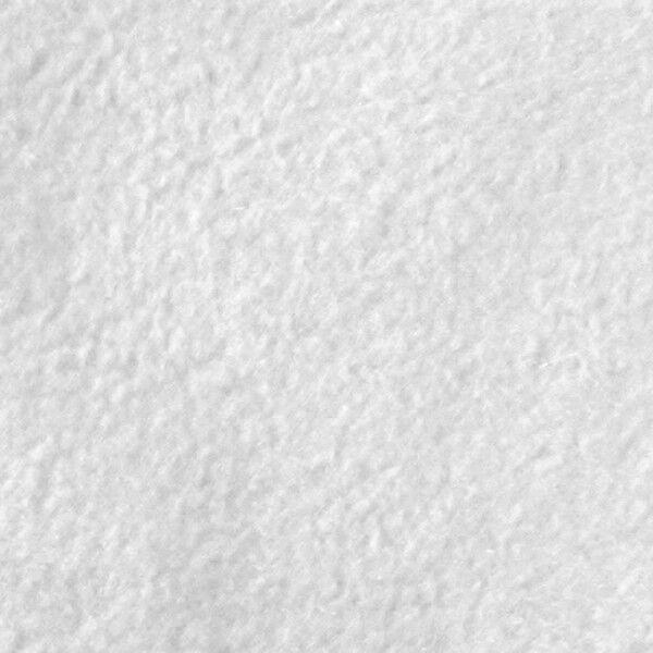Polar Fleece antipilling Farbe Weiss