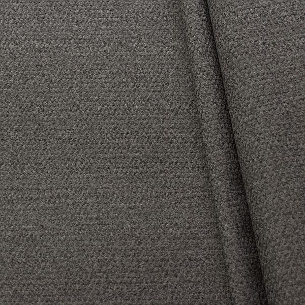 Polsterstoff Möbelstoff Velours Schiefer-Grau