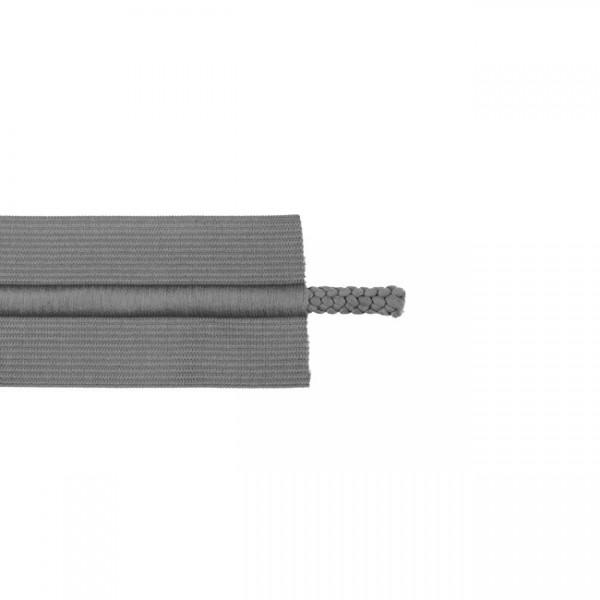 Taillen Kordelzug 50mm Farbe Grau