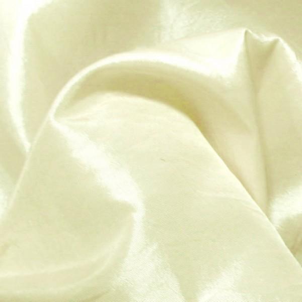 Kleidertaft Dekotaft Creme-Weiss